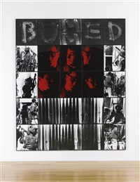 bummed (in 25 parts) by gilbert and george