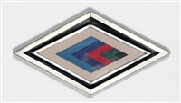chevron by kenneth noland