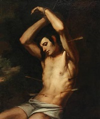 st. sebastian by andrea vaccaro