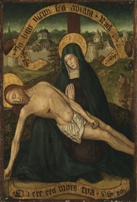 pietà by french school (15)