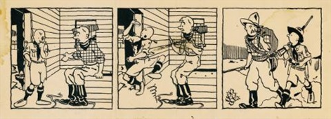 totor by hergé