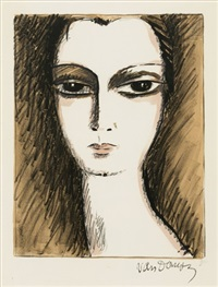 Girl with a Swan's Neck, 1927
