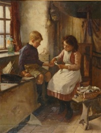 a slight mishap by william banks fortescue