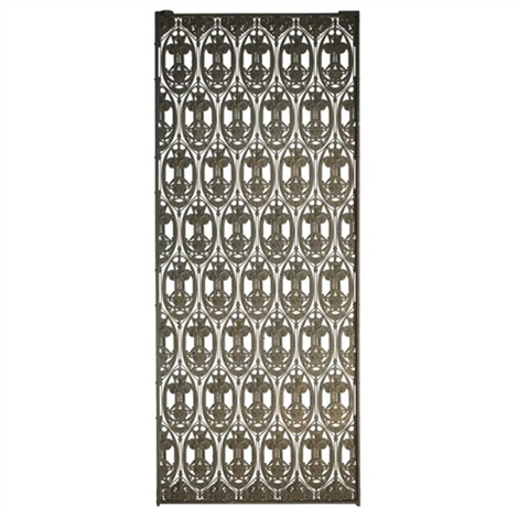 elevator grille from the guaranty building buffalo new york by dankmar adler