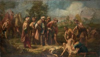joseph vendu par ses frères by andrea celesti