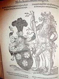 insignia sacrae caesareae maiestatis (bk w/271 works) by jost amman