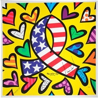 what more can i give by romero britto