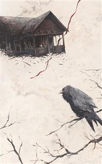 mr. black crow by serdar akkilic