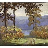 autumn's glory by henry stephens eddy