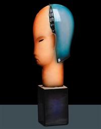 profilo femminile stilizzato by tarcisio tosin