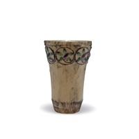 vase fruits et volutes by gabriel argy-rousseau