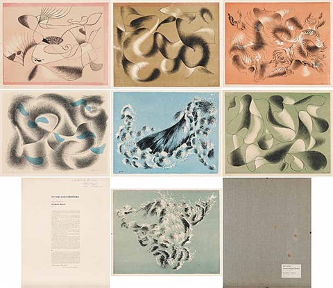 convolutions 7 works by herbert bayer