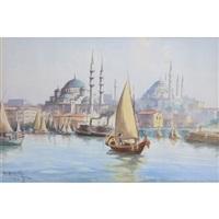 eminonu - istanbul by serif renkgorur