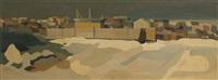 vue des dunes by georges leplat