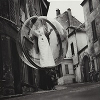 saint-germain, paris by melvin sokolsky