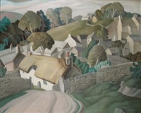 a country village by harry epworth allen