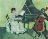 musique de chambre by jose astrie