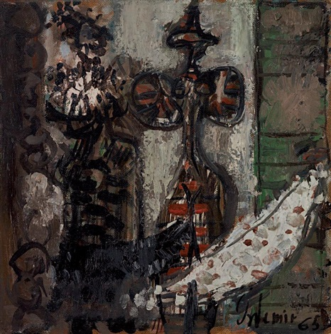 figüratif kompozisyon by ozdemir altan