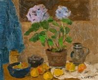 hortensia by william goodridge roberts