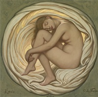 the heart of the rose by elihu vedder