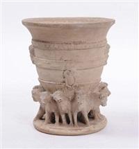vaso by duilio cambellotti