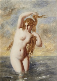 a siren by william edward frost
