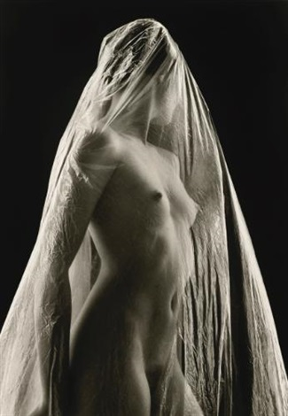 bride by ruth bernhard