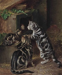 visiting time by horatio henry couldery