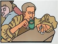 przerwa na kawę by bernard aptekar