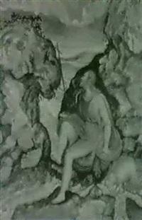 saint jerome by frans badens the elder