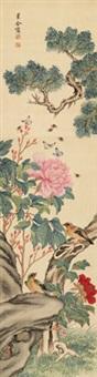 花鸟和鸣 by ma jiatong
