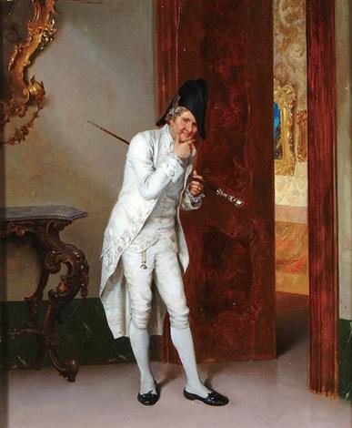 eavesdropping by francesco beda