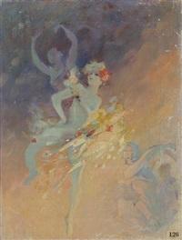 danseuses by jules chéret