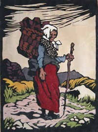 an irish peasant by lilian lucy davidson