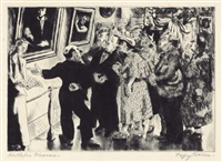 AESTHETIC PLEASURE, 1936