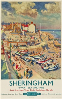 sheringham, british railways by thomas w. armes