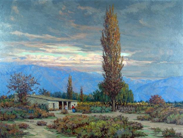 el rancho del alamo by ceferino carnacini
