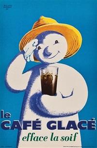 le cafe glace efface la soif by roland ansieau