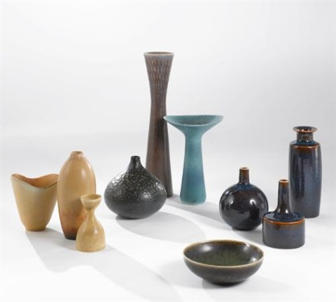 vases 10 works by carl harry stålhane