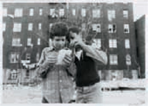 checking on the flicks in the south bronx by henry chalfant