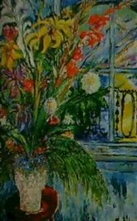 derrière la fenêtre by karol adler
