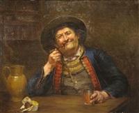 le fumeur de pipe by etienne bovier-lapierre
