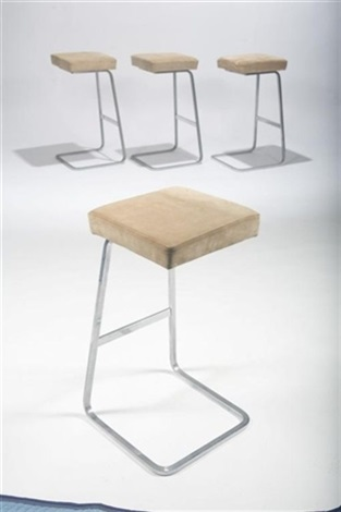 barstools set of 4 by philip cortelyou johnson