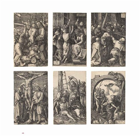 the engraved passion bk w16 works by albrecht dürer