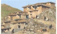kasbah de arroun - atlas by carlos abascal