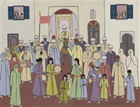 cérémonie marocaine by moulay ali alaoui