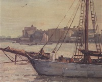 the docks by garnet ruskin wolseley