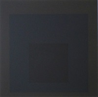 homage to the square series by josef albers