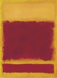 composition by mark rothko