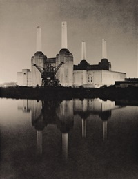 battersea power station by anderson & low